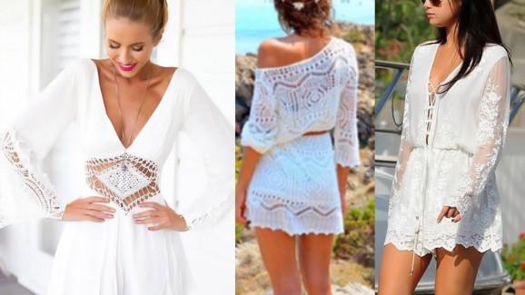 Ideias incríveis para usar branco no calor