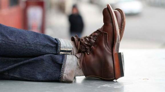 O casamento perfeito: nossa querida calça jeans e o belo calçado