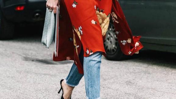 Os jeitos mais legais de usar vestido com calça