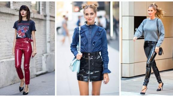 O plástico fashion que está bombando!
