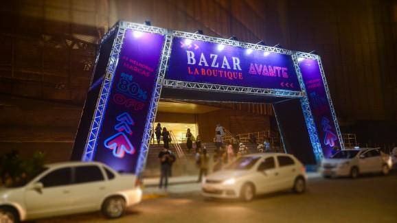 Bazar la boutique- Edição Avante(Maio 2018)