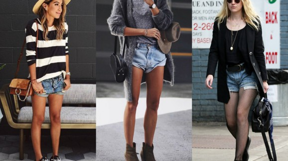 Shorts como os protagonistas da vez!