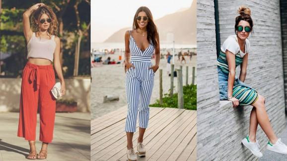 Trends para usar ainda nesse verão!