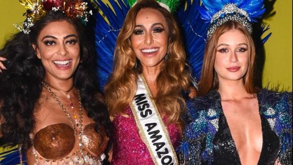 Top 3 musas do carnaval brasileiro!