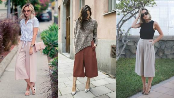 Pantacourt para montar looks modernos e elegantes