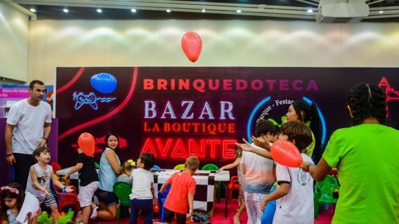 Confira a programação da Brinquedoteca no BLB Edição Fest