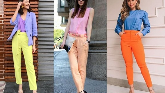 Color Blocking: Trend do Verão!