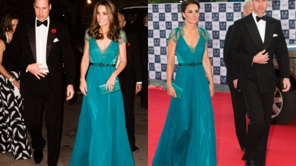 6 looks inesquecíveis de Kate Middleton