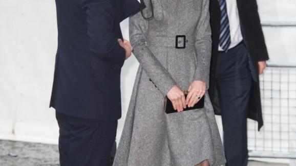 Kate Middleton é eleita Ícone Fashion da Família Real